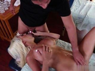 große Brüste Amateur harten Sex