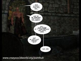 3D-Comic: Stelldichein - Märchen