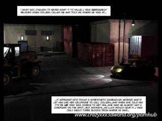 3D-Comic: das Chaperon. Folge 27