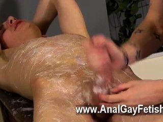 hardcore Homosexuell Adam ist ein echter Profi, wenn es um Rissbildung kommt