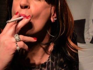 cynthia cd / tv rauchen ihre erste vs 120