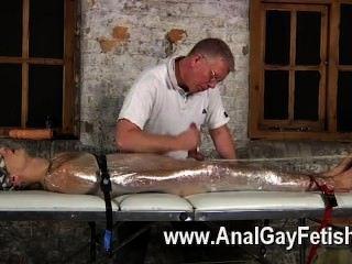 Homosexuell Film von sebastian hatten die Jungs nach luke auf dem Tisch zurückhalten