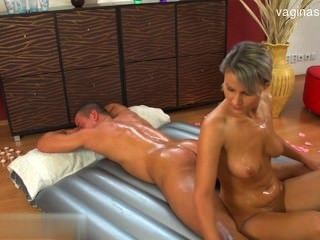 geil Cowgirl harten Sex