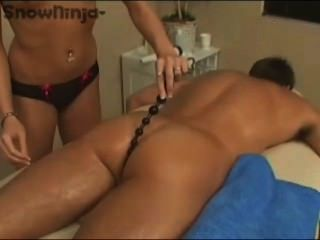 gerade pornstar ass play # 2 - Massage & Wichsen