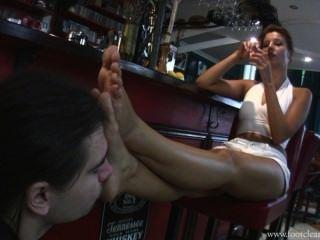 kfz-lecker und salzig Füße der Göttin Victoria