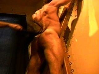 cbt i ass ein Bodybuilder whup