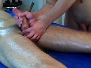 sinnliche Lingam-Massage 4 Teil 2