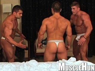 Muskelmänner