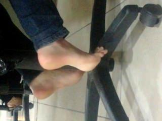 offen Fußsohlen - Füße 33