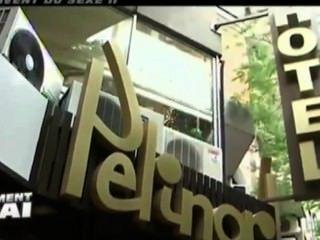 Französisch Amateur Paar francais avec 9 Webcams Voyeur chez eux Reportage