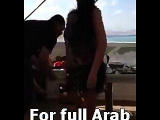 arab sexy Tänzerin Safinaz in privaten Party in Ägypten