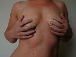 Titten meiner wife.borsten van mijn vrouw