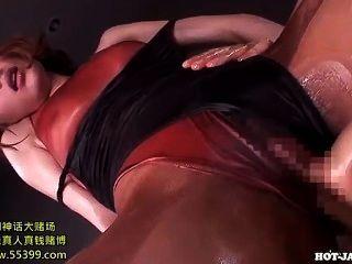 Japanische Mädchen masturbiert mit süßen Massage Mädchen in room.avi leben