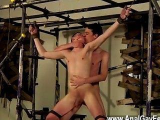 Homosexuell Jocks sean ist wie viele der autoritative Jungen, er will nur