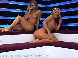 geri & cherri nackt zusammen