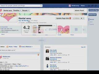 facebook hentaicomicsexy Fan-Seite