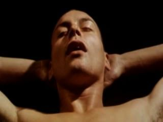 julie graham einen Mann in der 1991 kurz lesbische Drama Film 'Rosebud' Reiten