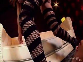 sexy japanische Dreier Double Penetration Teil 1