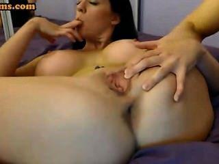 riesigen Titten Milf Fingersatz Muschi