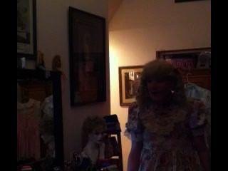 Sissy Reed karren mein Leben sichtbar als Sissy Baby Transvestit leben