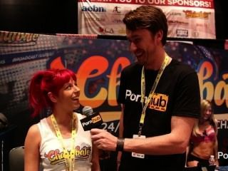 pornhubtv Melodie Kush Interview auf Exxxotica 2014 Atlantic City