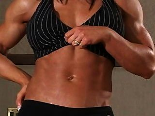 debbie Muskel Mädchen
