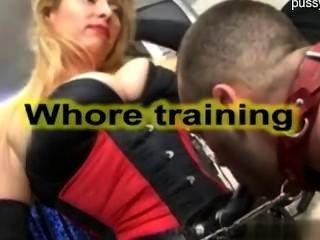 vollbusige blonde Student spritzen Sex