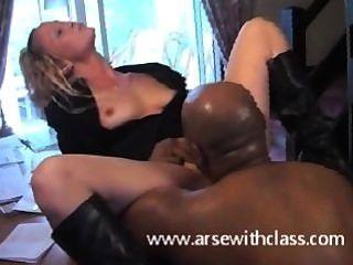 Geschäftstermin British Amateur Pornostar nataliek ficken schwarzen Schwanz