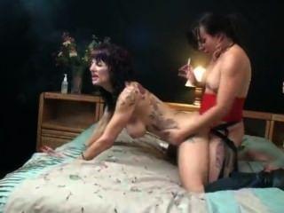 Raquel amato lesbischen Rauch