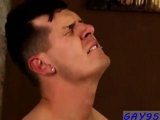 hardcore Homosexuell Brendon lee und Himmel