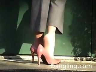 Shoeplay at its best 8