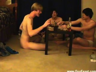 Homosexuell Jungs verfolgen und William bekommen zusammen mit ihrem neuen Freund Austin für