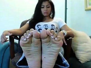 asiatische Füße 2