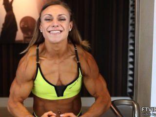r. marven niedlich Muskeln