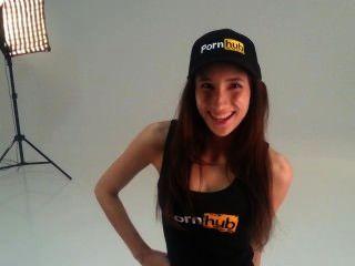 belle knox pornhub Foto-Shooting bts