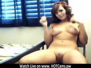 Live-Cam-kurze Haare blond ihre Fotze vor der Webcam dildoing - hotcams.pw