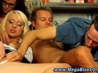 bisexuell Hotties und hunks