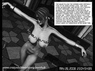 3D-Comic: Bruchstelle. Folge 1