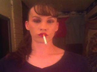 Rauchen Fetischist