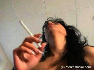 Rauchen und Reiten zu abspritzen