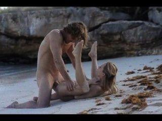 extreme Kunst Sex geile Paar am Strand