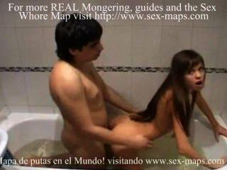 hausgemachte Sextape russische Teen Prostituierte
