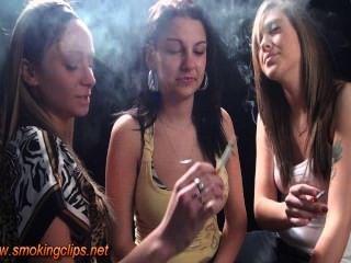 Rauchen Fetisch Kraft zu rauchen weiblich wird immer total geraucht!