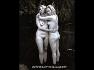 Mutter und ihre Tochter nicht nake für Fotos Compilation bekommen