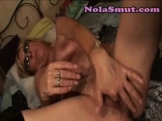 reife blonde Schlampe MILF Frau auf cam