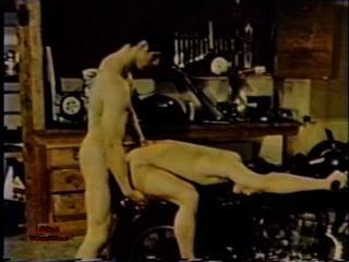 Homosexuell Peepshow Loops 232 70er und 80er Jahre - Szene 3