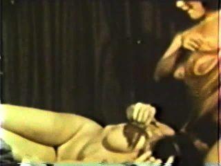 lesbischen Peepshow Loops 586 70er und 80er Jahre - Szene 4
