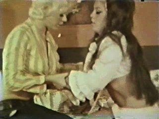 lesbischen Peepshow Loops 588 60er und 70er Jahre - Szene 1
