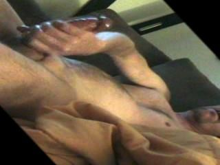 harten Schwanz cum mit einem großen orgasme