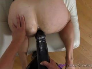 Domina Strapon fucking von Herrin angelina